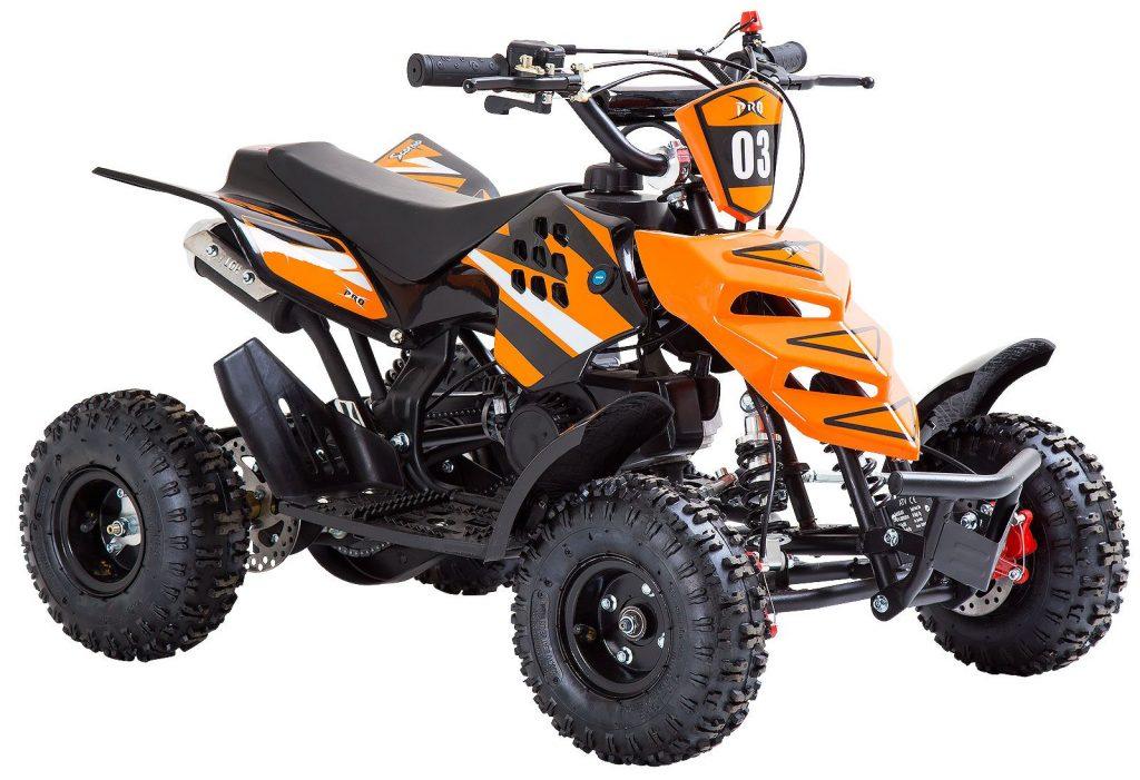 Specialaren: Mini Atv X-pro Scorpio 49cc