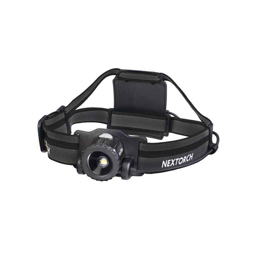 NexTorch myStar USB-Charge Focusing Headlamp