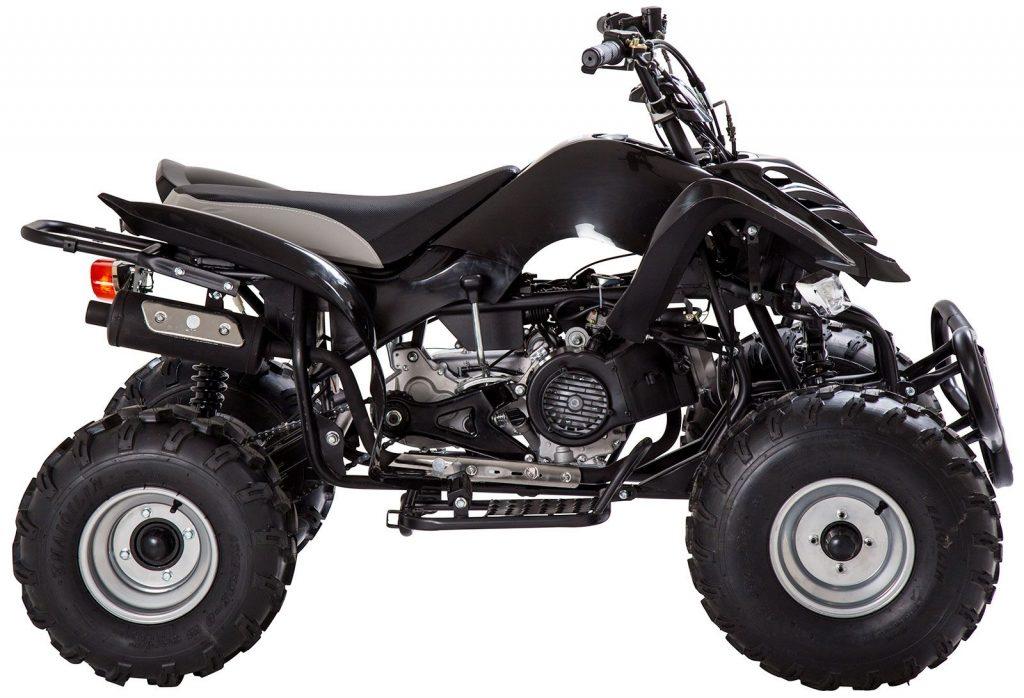 Mellanprodukten: X-pro Quad 150cc