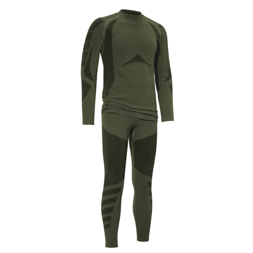 Swedteam Merino Tech Set Man