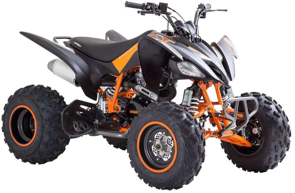 Drömprodukten: Viarelli Agrezza - 250cc